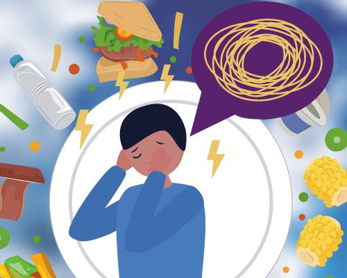 Dieta depresja